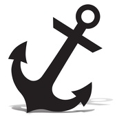 Anchor Silhouette