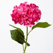 "Decostar™ Artificial Hydrangea Stem 34"" - 36 Pieces - Fuchsia"
