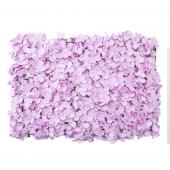 "Decostar™ Artificial Flower Mat 24""  - 12 Pieces - Lavender"