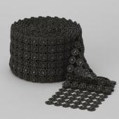 Decostar™ Diamond Mesh - 6 Rolls - Black