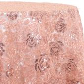 Blush - Sweetheart Lace Overlay - Many Size Options