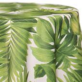 Green - Varadero Tablecloths - MANY SIZE OPTIONS
