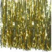 Single Ply Metallic Curtain