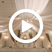 Starburst Ceiling Draping - Instructional Video