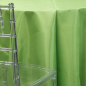 LIME - *FR* Taffeta Tablecloth - Many Size Options