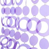 DecoStar™ 6ft Purple PVC Curtain
