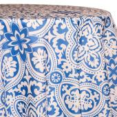 Azure - Sophia Designer Tablecloths - Many Size Options