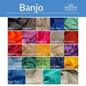 "Banjo Cloth Fabric by Eastern Mills by the Yard - 48"" Wide - Choice of Colors"
