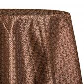 Bronze - Dream Catcher Designer Tablecloths - Many Size Options