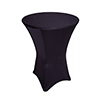 "24"" Spandex Hi-Boy Table Covers"