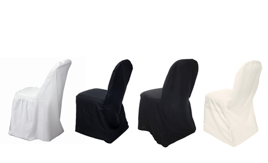 Bulk Economy Polyester Chair Covers