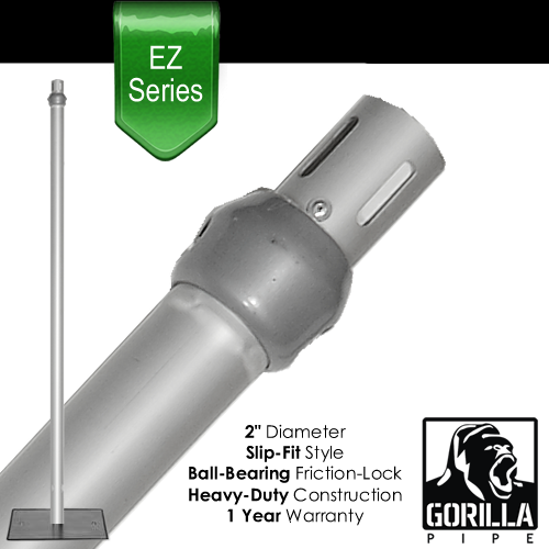 EZ Series Uprights w/ Versatop™ 2.0