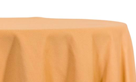 "Spun Polyester "" Feels Like Cotton "" Tablecloths"