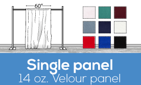 "14oz Performance Velour Panels - 60"" Wide"
