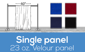 "23oz Performance Velour Panels - 60"" Wide"