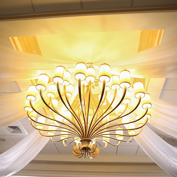 6-Panel Prefabricated Ceiling Decor Kit