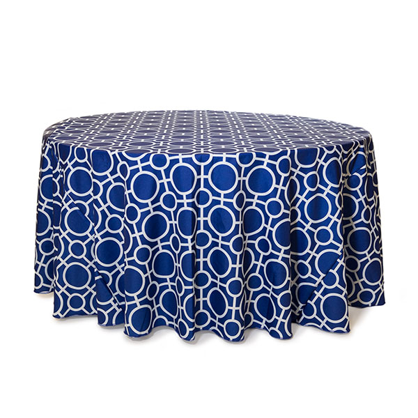 Roundabouts Designer Tablecloths