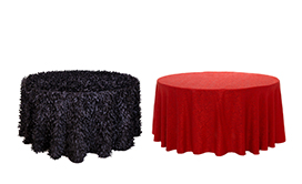 Solid Tablecloths