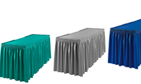 Table Skirts & Toppers