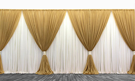 Premium Two Tone Backdrop