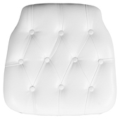 DecoStar™ Hard White Tufted Cushion for Any EnvyChair™
