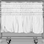 Drape/Crossbar Cart - Holds up to 80 Crossbars ( For 6-10ft or 7-12ft Crossbars)