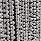 DecoStar™ 20ft Pearl Multi Ball Chain Curtain