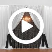 Deluxe Backdrop Draping - Instructional Video Package