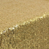 65ft Sequin Bolt by Eastern Mills - Premium Quality - Gold