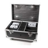 Recharging Flight Case for 5 in 1 Battery LED Light - 6 Piece
