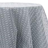Glacier - Dream Catcher Overlay Designer Tablecloths by Eastern Mills - Many Size Options