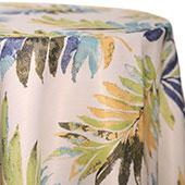 Green - La Playa Tablecloths - MANY SIZE OPTIONS