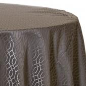 Iron - Hiren Designer Tablecloths by Eastern Mills - Many Size Options