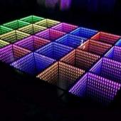 LED 3D Dance Floor - 10ft x 10ft *FREE SHIPPING*