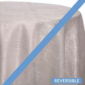 Pure White - Extravagant A Tablecloths - DOUBLE-SIDED - MANY SIZE OPTIONS