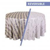Sand - Marble Designer Tablecloths - Many Size Options