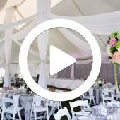 Tent Ceiling Draping - Instructional Video
