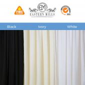 "14oz. Fire Retardant Polyester Velour by the Yard - Economy Decorator Grade - 52"" Wide - Choice of Colors"
