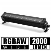 The Wall Washer - Brightest LED - DMX - Light Bar - RGBAW